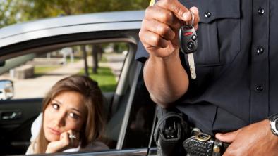 Georgia DUI License Suspension