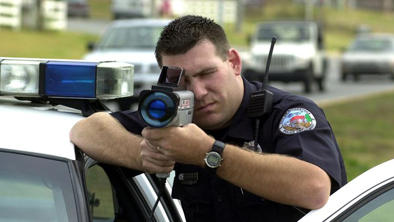 Georgia Speeding Ticket