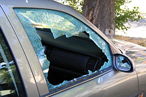 criminal damage to property in the second degree