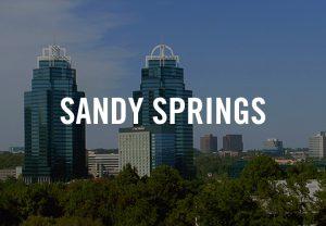 Sandy Springs DUI Lawyer