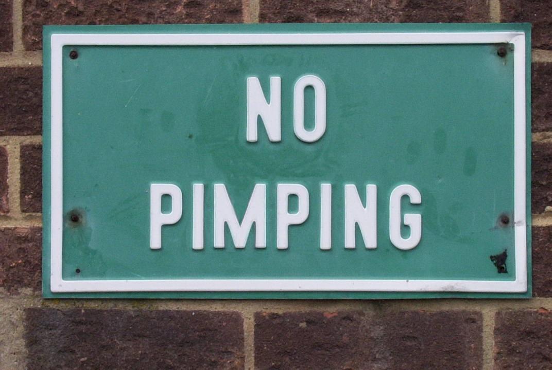 pimping