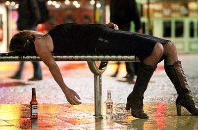 public drunkenness