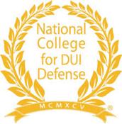 DUI Defense Logo